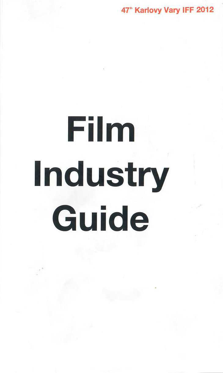 47. KVIFF Industry Guide 2012