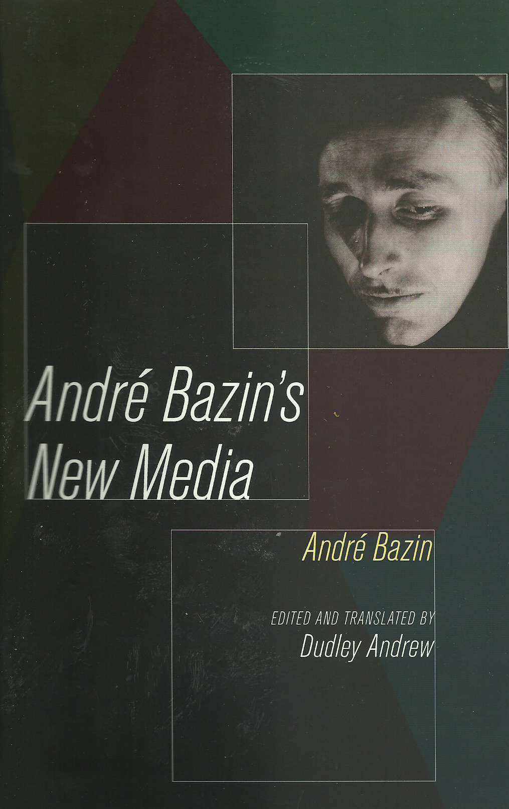 André Bazin´s new media