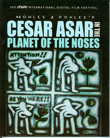 Cesar Asar in the Planet of the Noses