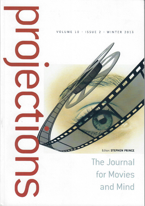 Projections: The Journal for Movies and Mind Vol.10, Issue 2, Winter 2016