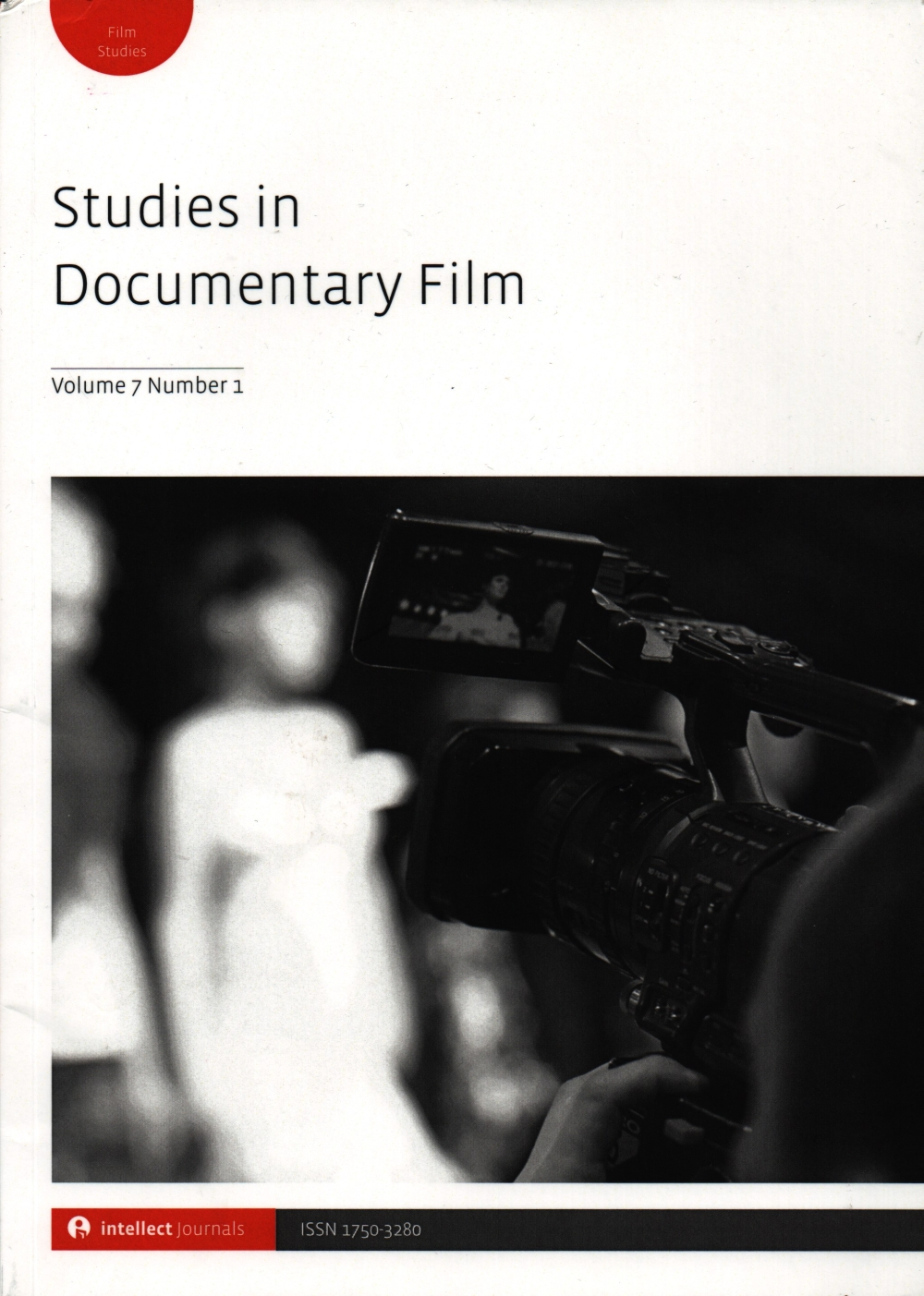 Studies in Documentary Film, Volume 7 Issue 1