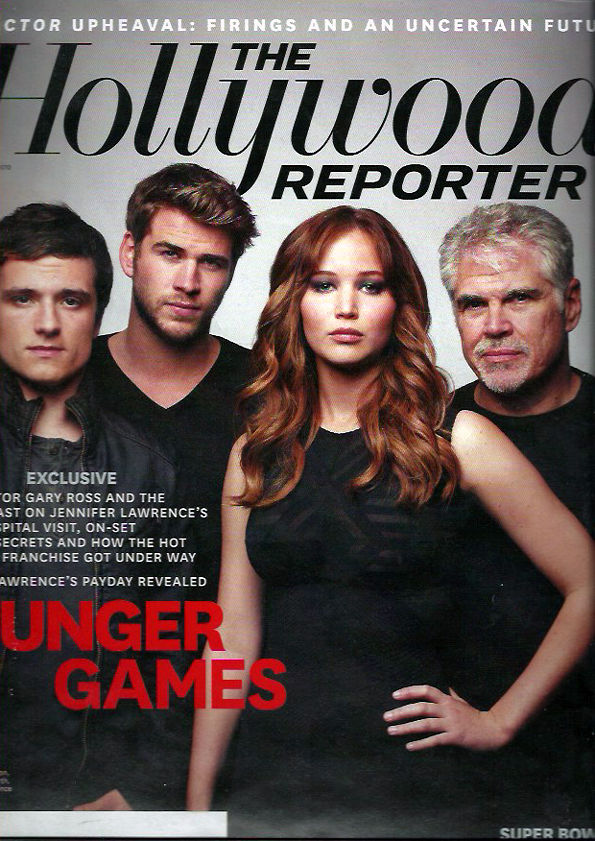 The Hollywood Reporter 2/2012