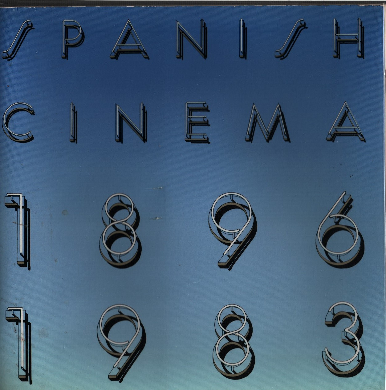 Spanish cinema 1896-1983