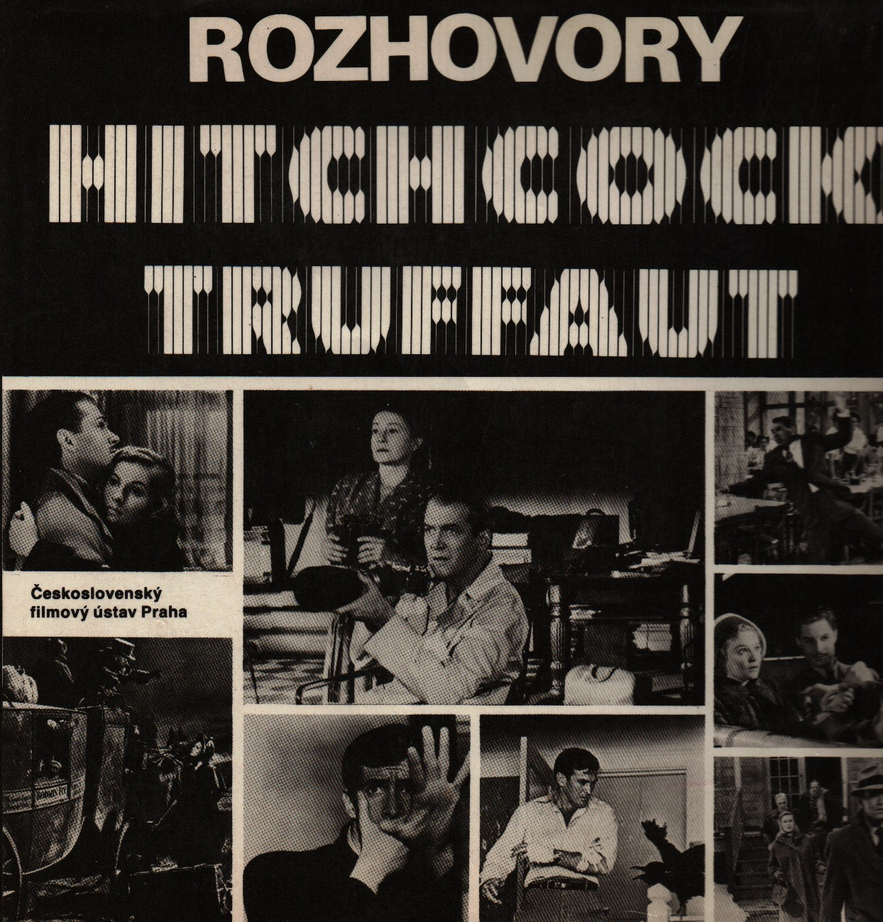 Rozhovory Hitchcock - Truffaut